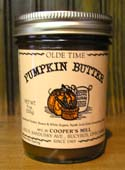 Pumpkin Butter  -  Cat No:   -  Click To Order  -  ID: 489