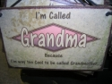 Grandma  -  Cat No:   -  Click To Order  -  ID: 1222