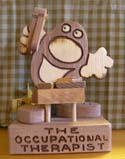 The Occupational Therapist  -  Cat No:   -  Click To Order  -  ID: 348