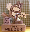 The Welder  -  Cat No:   -  Click To Order  -  ID: 445