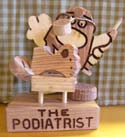 The Podiatrist  -  Cat No:   -  Click To Order  -  ID: 375