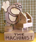 The Machinist  -  Cat No:   -  Click To Order  -  ID: 336