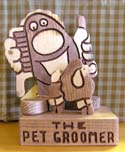 The Pet Groomer  -  Cat No:   -  Click To Order  -  ID: 356