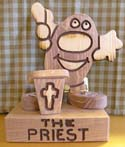 The Priest  -  Cat No:   -  Click To Order  -  ID: 379