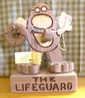 The Lifeguard  -  Cat No:   -  Click To Order  -  ID: 334