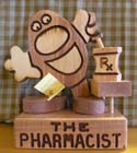 The Pharmacist  -  Cat No:   -  Click To Order  -  ID: 366